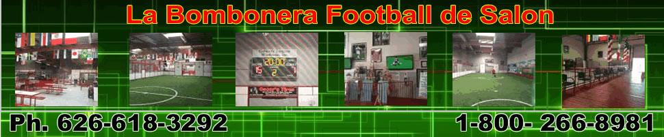 La Boombonera Indoor Soccer Center