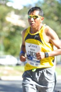 Maratohon L.A 2014 Diego - Tricolor